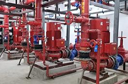 消防水泵,管道泵的安装规定以及注意特点