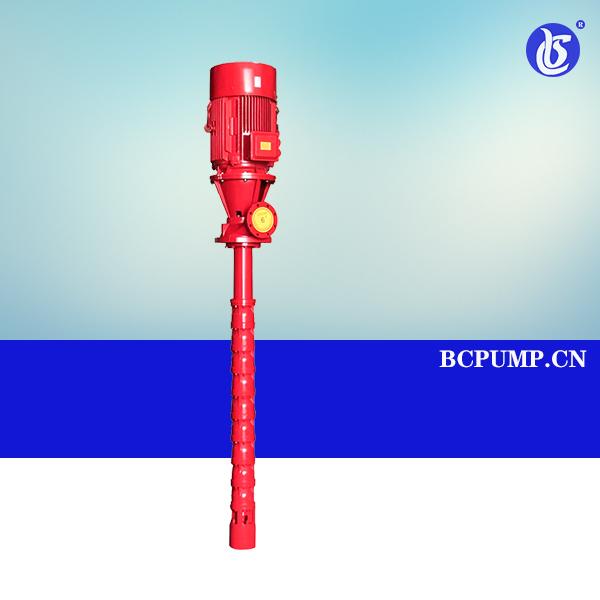 XBD-BCJC系列深井消防泵组