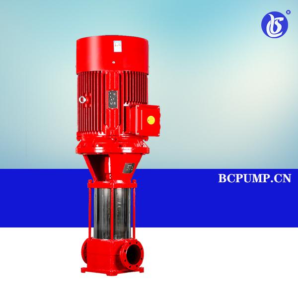 XBD-GDL型立式多级消防泵组