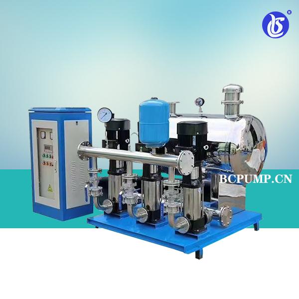 BCWG智慧型无负压稳流给水设备