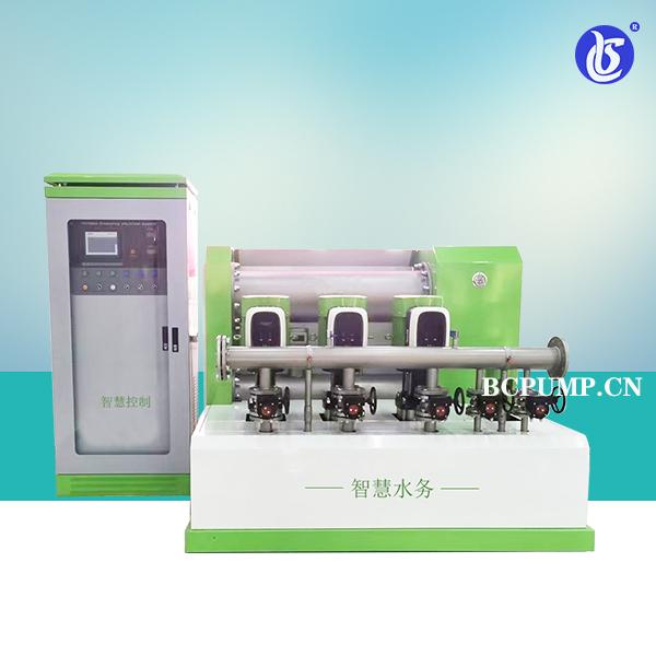 BCWG(II)智慧型变频恒压供水系统