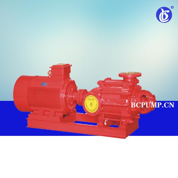 XBD-BCW卧式多级消防泵