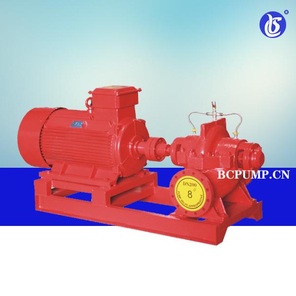 XBD-S系列水平中开双吸消防泵组