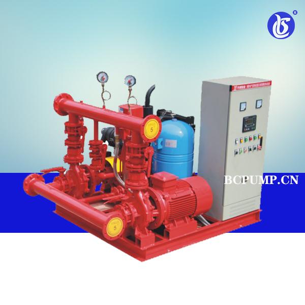 SDC消防双动力给水设备